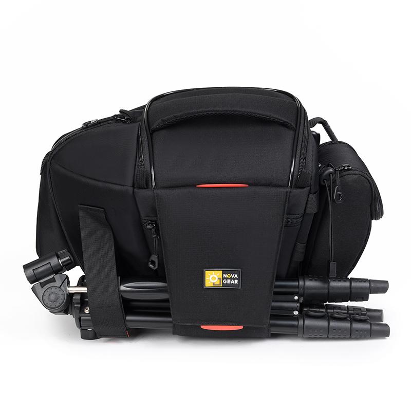 精品尼康佳能80d750d6d5d4单肩平板斜跨摄影斜挎单反相机多功能包
