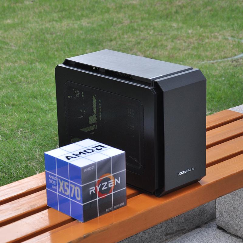 便携式背包主机 I5 水冷游戏家用电脑 RTX2060S GTX1660 9700K I7 3600X R5 升 2600X R5 锐龙 AMD 迷你主机 QBX 骨伽