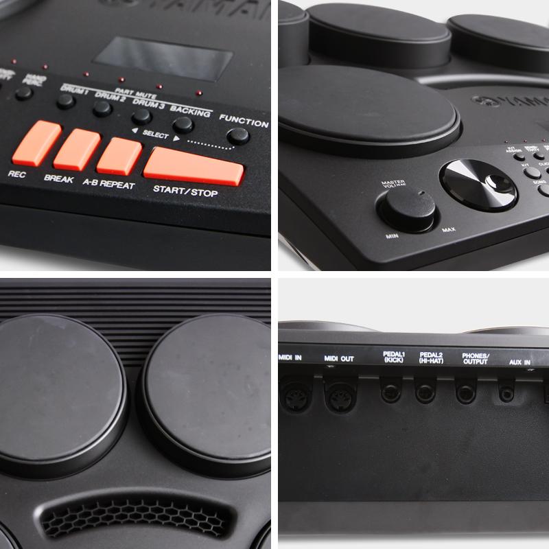 升级版大人儿童架子鼓 DD65 便携式数码打击板 DD75 雅马哈电子鼓