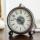 特价包邮现代美式静音台钟合金复古小座钟客厅卧室创意闹钟学生用 mini 2