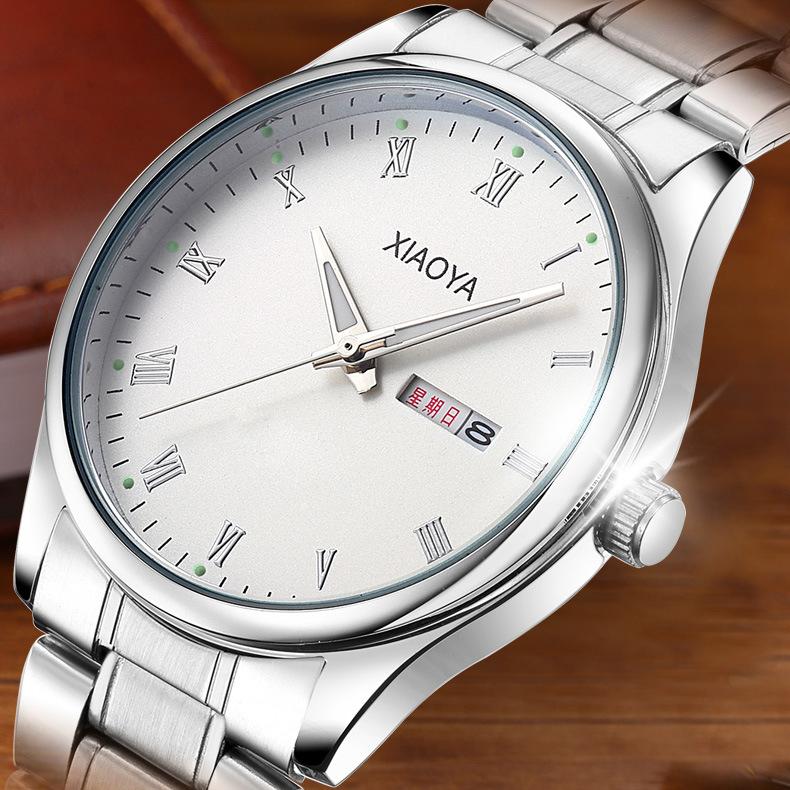 新款防水男士手表全自动机械表石英表超薄瑞士黑科技国产腕表 2019