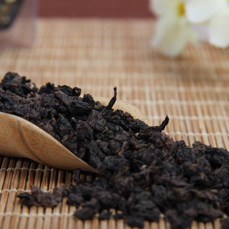 浓香型炭烧乌龙茶 新茶 效果佳 木炭技法 油切黑乌龙茶叶 3 发 1 买