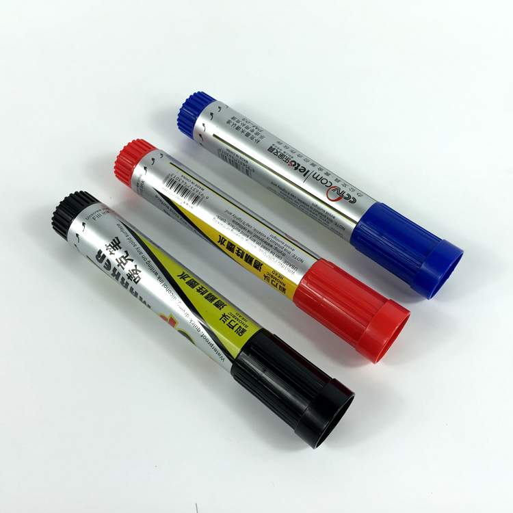 白板笔平头白板笔6mm12mm白板笔可擦写POP专用笔大头笔白板笔