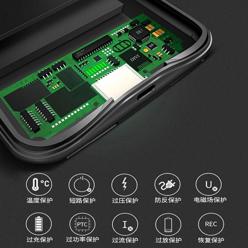 华为p20背夹式充电宝 正品 背夹电池超薄p20pro手机专用手机壳式