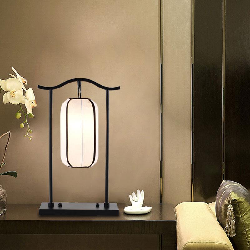 古典新中式落地灯客厅中国风酒店茶室铁艺仿古立式台灯复古灯禅意