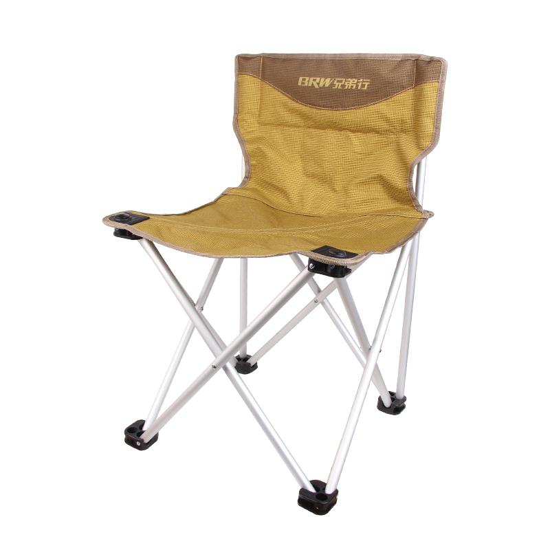 户外便携式铝合金折叠椅子靠背超轻钓鱼休闲椅沙滩椅子马扎小凳子