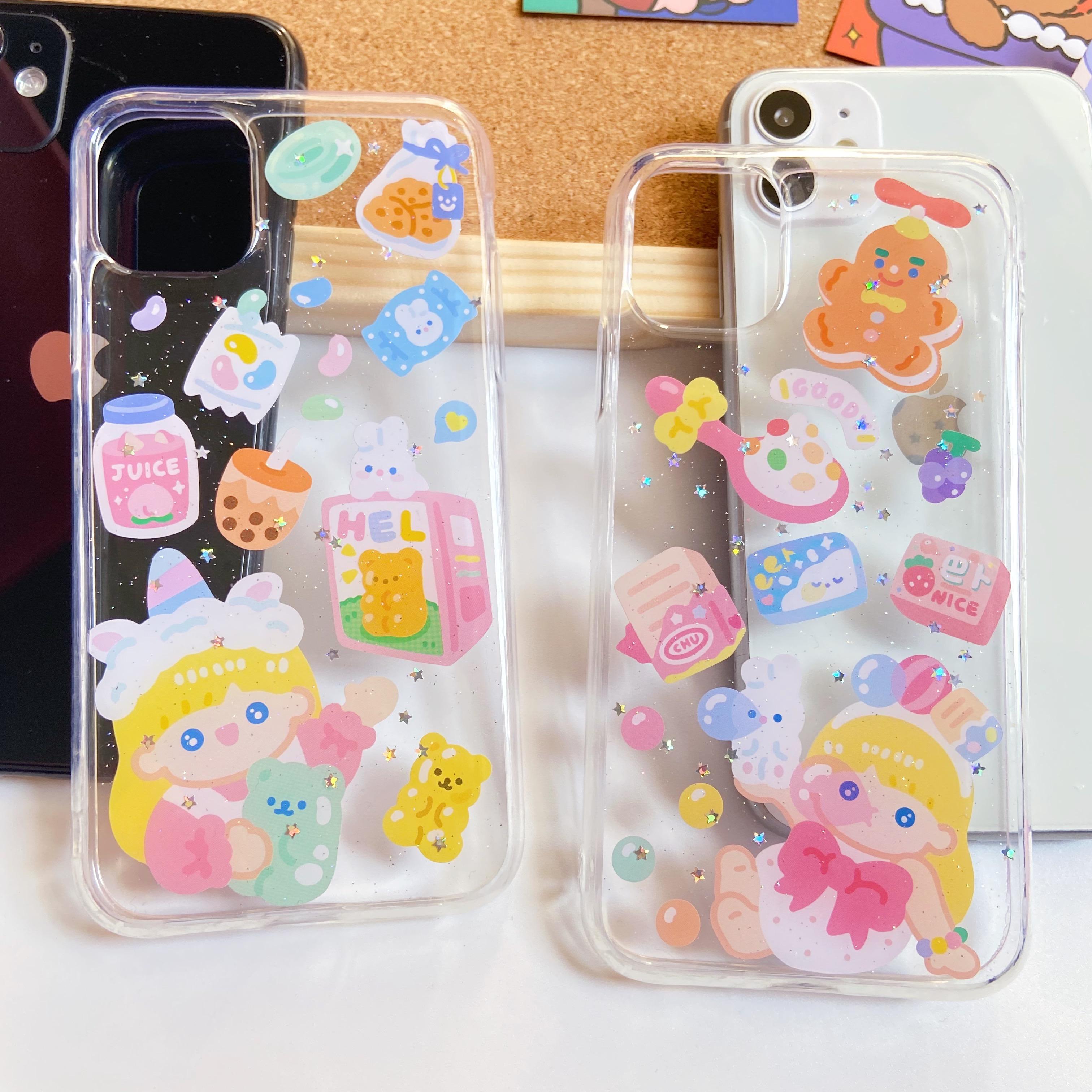 可爱女孩适用小米11手机壳小米cc9e软壳小米10pro保护壳青春版 女主图