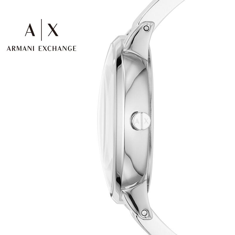 Armani阿玛尼手表女官方旗舰店满天星简约气质礼物AX5311