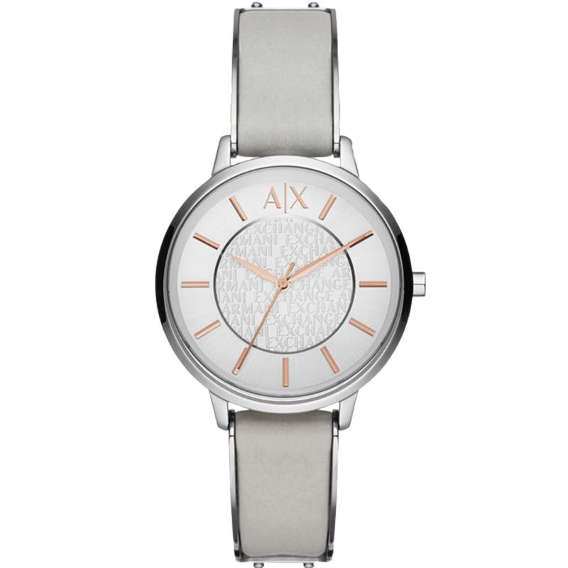 阿玛尼手表女士ArmaniExchange官方旗舰店正品皮带时尚简约AX5311
