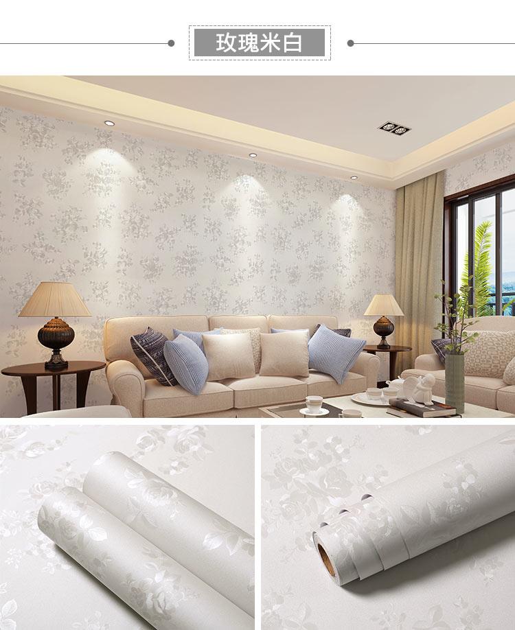 立体墙贴 3d 米大卷卧室温馨现代简约客厅电视背景墙壁纸 20 墙纸自粘