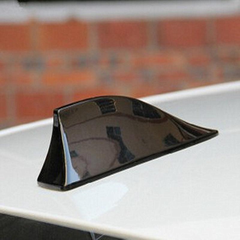 大众全新捷达新桑塔纳polo天线汽车改装专用装饰鲨鱼鳍带收音天线