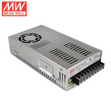 Taiwan Mingwei LED switching power supply NES-350-24 industrial 350W high power 24V/15A for S-350-24