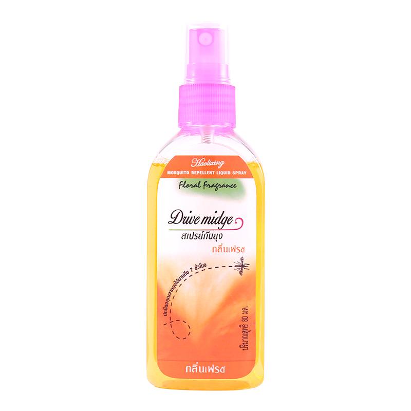 【2瓶装】泰国【丘黎】驱蚊水