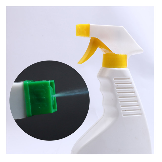 200/300/500/600ml flat bottle spray bottle gardening watering plastic bottle watering can home cleaning small spray bottle