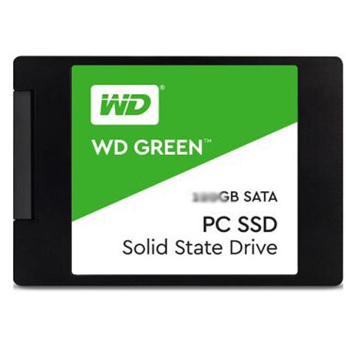 WD/西部数据 Green系列 240G 2.5英寸 台式笔记本 SSD 固态硬盘