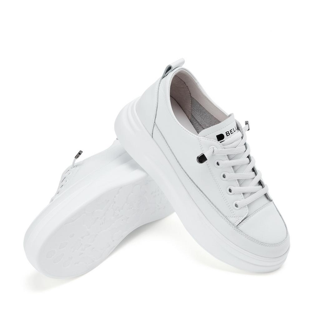 U8N1DAM0 百丽商场同款女休闲鞋 BELLE