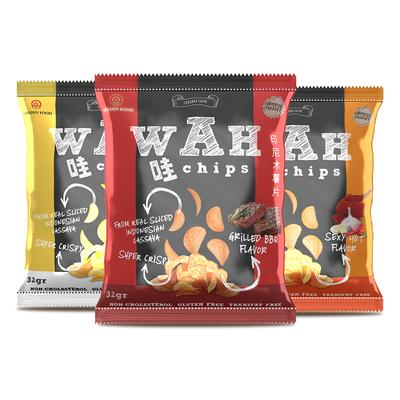 印度尼西亚【WAH】薯片*6包小图5