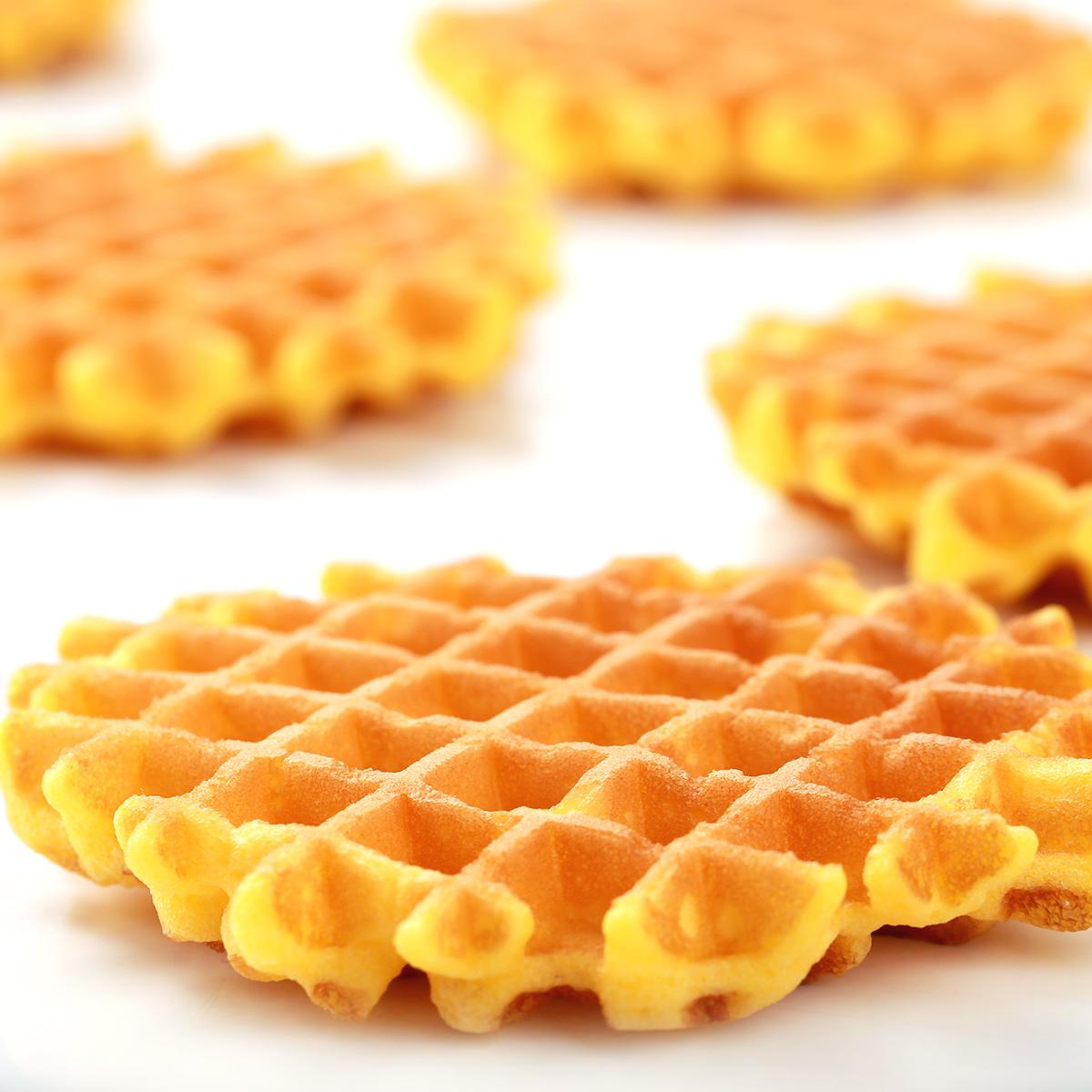 小白心里软黄油软华夫饼干营养早餐蛋糕休闲小吃零食整箱420g