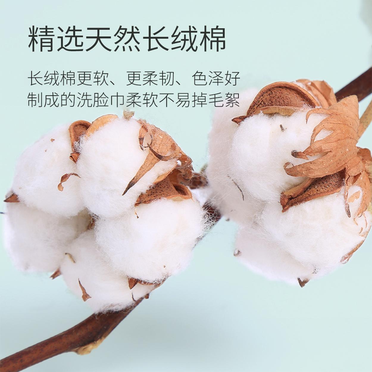 日本尼西卡洗脸巾女卷筒式一次性纯棉无菌洁面巾擦脸巾洗面巾加厚