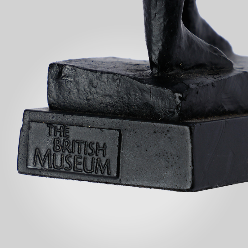 大英博物馆官方阿努比斯像复刻品摆件装饰客厅创意家居欧式装饰