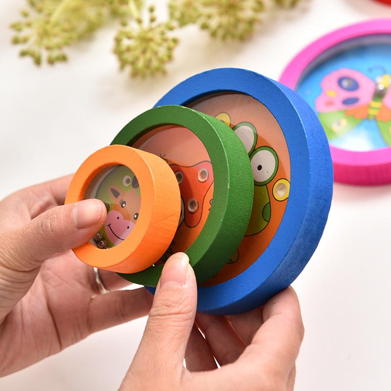 儿童走珠玩具小学生掌上平衡滚珠迷宫幼儿园益智游戏奖品开学礼物