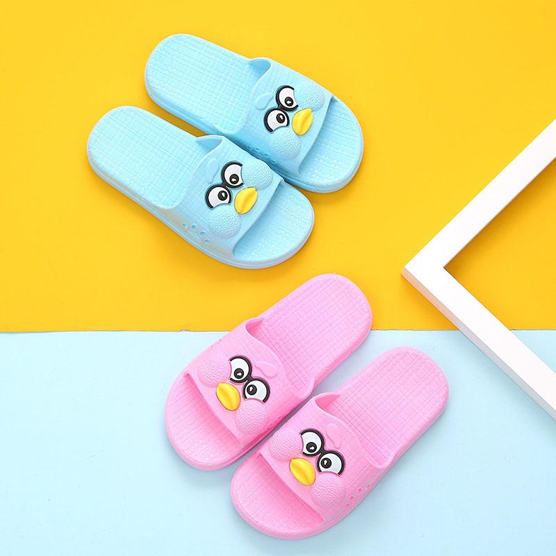 儿童拖鞋夏宝宝凉拖鞋男防滑女童室内家居鞋子可爱卡通托鞋中大童