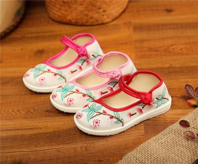 老北京布鞋绣花鞋女童性价比高评测怎么样