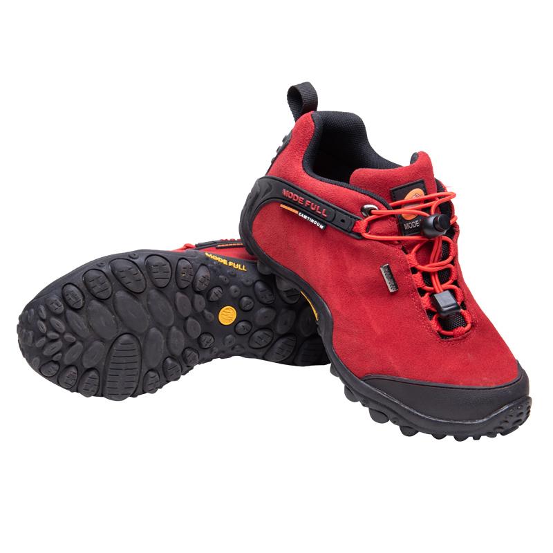 麦乐户外鞋轻便防滑超轻登山鞋男四季亲子款女童户外鞋男童户外鞋
