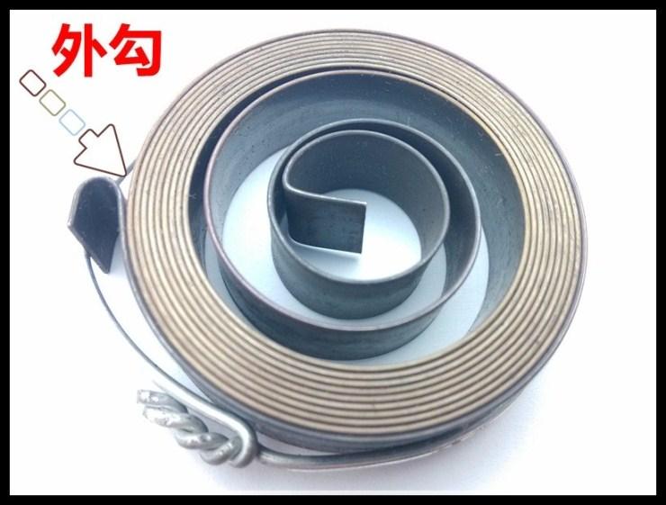 低价销售/发条弹簧/铣床弹簧/钻床弹簧/涡卷弹簧/卷簧宽度/6-25MM