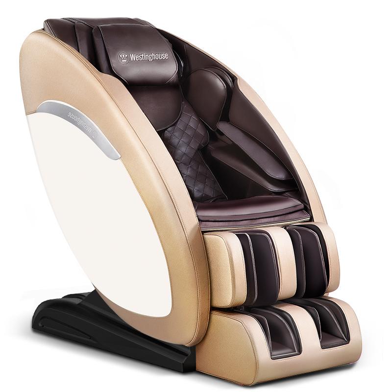 美国西屋S300按摩椅家用全身全自动揉捏多功能电动老人豪华新款