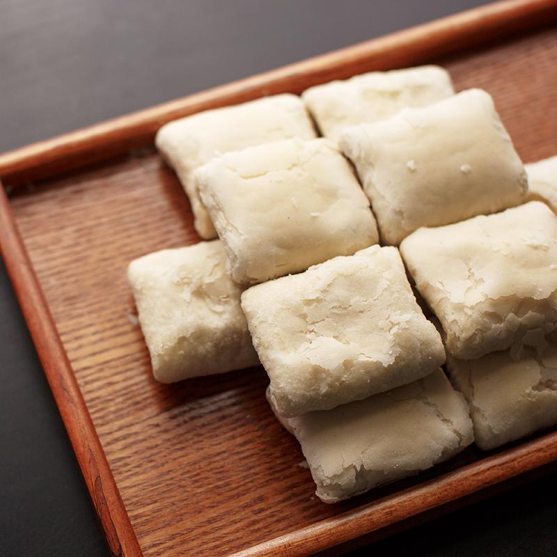天津非遗特产正宗祥禾枣泥卷酥传统红枣糕点网红零食酥皮枣泥糕点