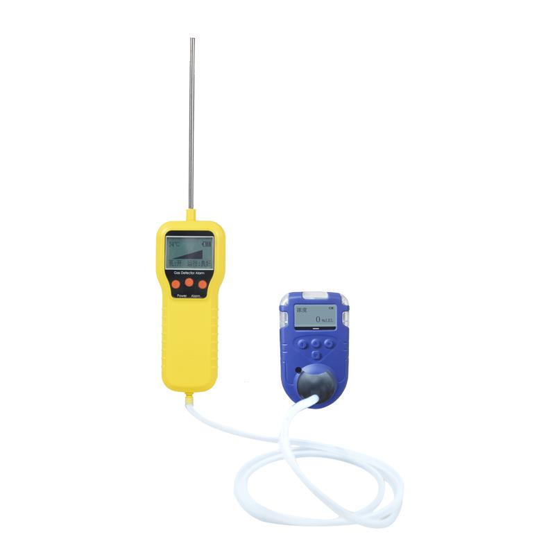 单一气体检测仪便携式有毒有害可燃氧气硫化氢一氧化碳检测报警仪