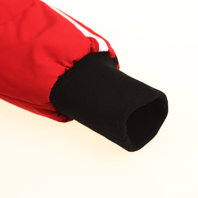 B70142144 波司登羽绒服女新款冬季加厚保暖中长款大毛领防寒服潮