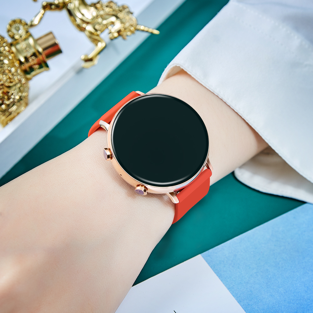 watch 蓝牙通话智能手表女多功能防水男士运动电子表苹果华为通用