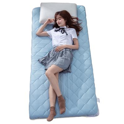 床垫子可折叠学生宿舍铁床软褥子可携带上下铺榻榻米90/190可定做