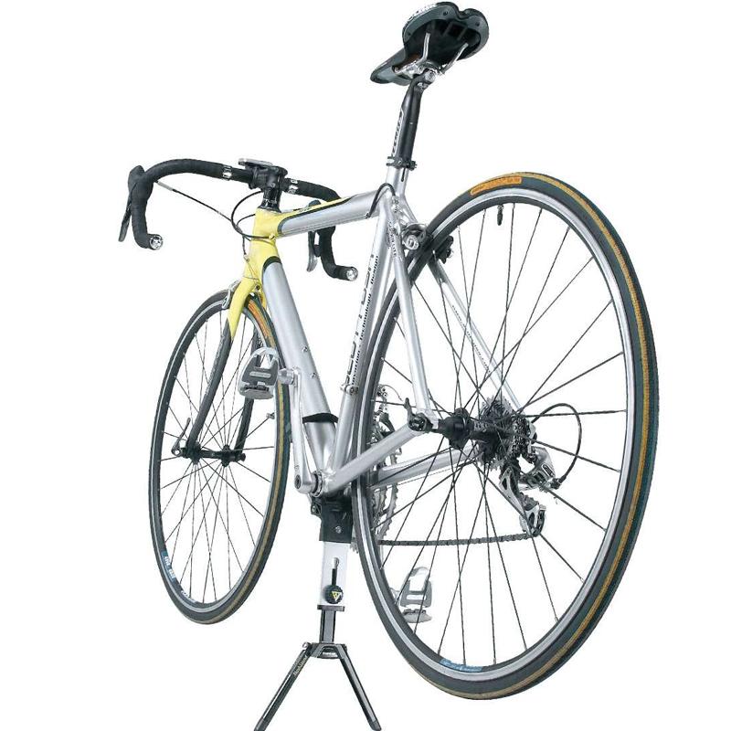 Topeak  TW006 公路車行動式停車架 腳踏曲柄支架調車架