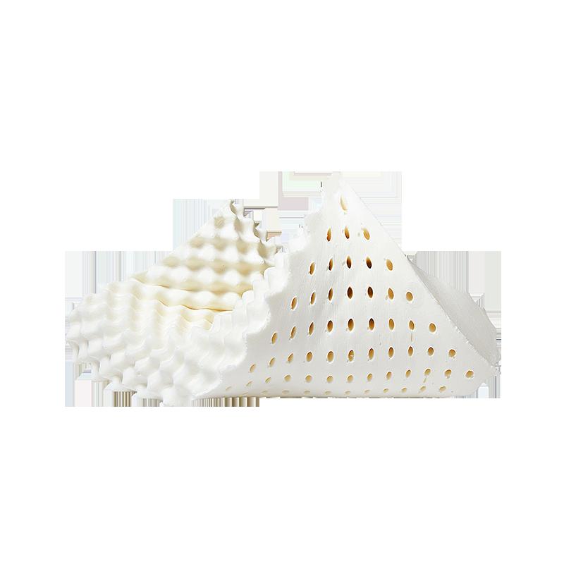 NeoDPillo印尼邓禄普有限公司正品原装进口单人护颈椎天然乳胶枕 (¥279(券后))