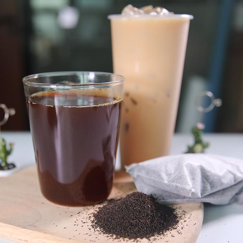 袋 10 50g 锡兰红茶奶茶店专用台式珍珠奶茶原料茶叶无纺布煮茶茶包