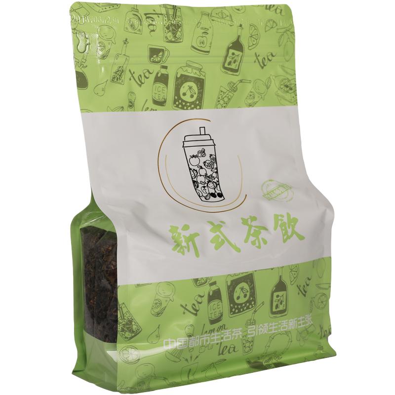 奶茶原料茉莉花茶 嫩芽碎茶叶 奶绿奶茶专用 茉香绿茶 茉莉花绿茶