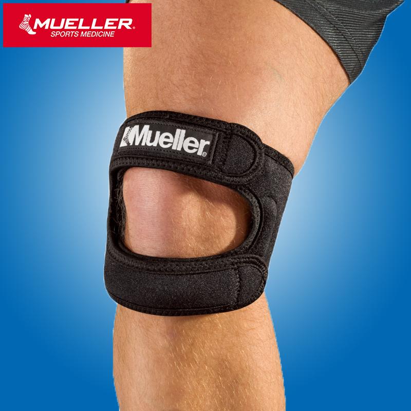 Mueller 穆勒穆樂 59857 膝關節雙軌加壓帶雙髕骨帶髕腱束帶