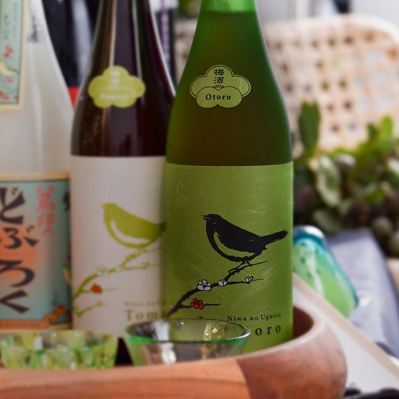 梅子酒烧酒清酒女士果酒 720ml 日本原装进口 Otoro 庭之莺欧托罗梅酒