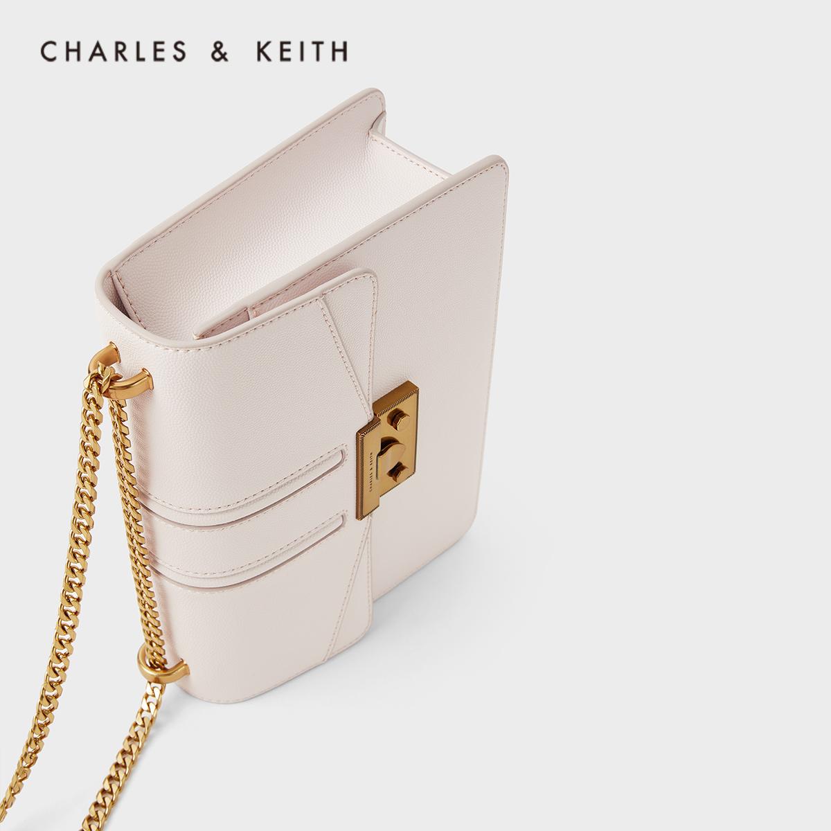 女士链条单肩包酒神包 5 21200009 CK2 春季新品 KEITH2021 & CHARLES