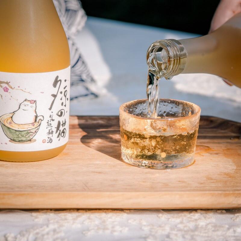 送女朋友日常小礼物什么好?日式梅子酒女生甜酒
