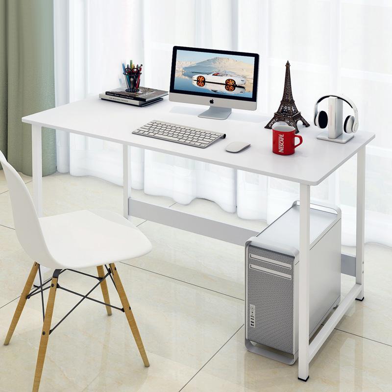 電腦桌臺式桌家用 辦公桌 寫字檯 電腦桌簡約 書桌 簡易電腦桌子