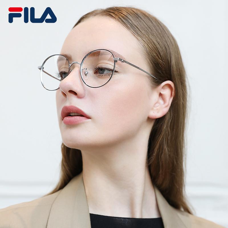 今晚0点,纯钛,仅9g:FILA 19新款 超轻近视眼镜框