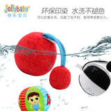 Baby vision training red ball 0-3 months newborn baby visually follow the red soft cloth ball toy 1 year old