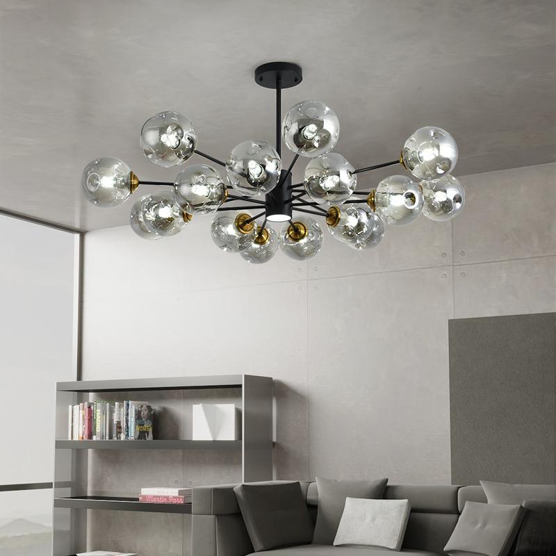 吊灯现代简约大气家餐厅卧室灯