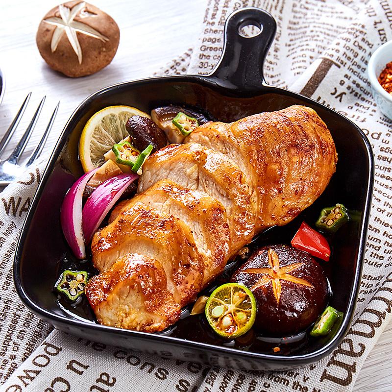 优形速食沙拉鸡胸肉3袋共900g
