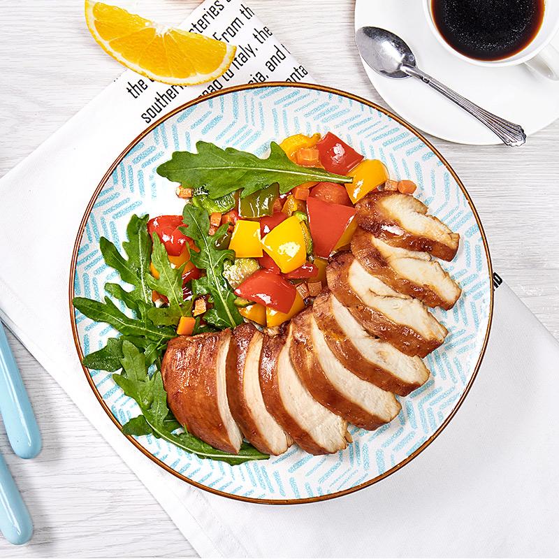 优形即食鸡胸肉100g*9袋