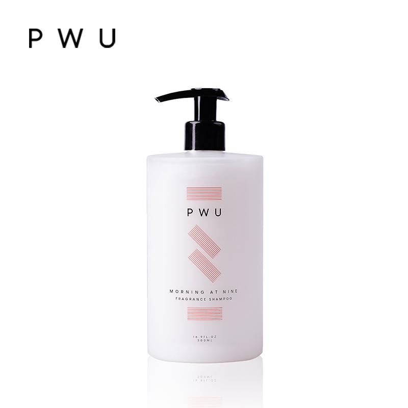 PWU朴物大美小苍兰洗发水香氛无硅油香味持久留香洗发露500ml套装